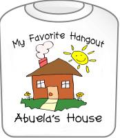 Hangout Abuela's House T-Shirt
