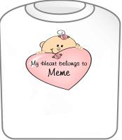 Heart Belongs to Meme
