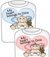 My Heart Belongs to Oma GIRL
