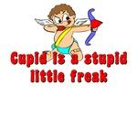 Cupid Little Freak T-shirt