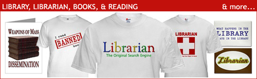 Library, Librarian, Books & Reading