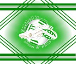 Green and White Soccer
