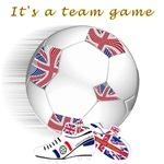 Great Britain team game
