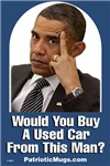 Would You Buy a Used Car From Him?