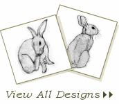 Rabbit T-Shirts (Illustrations)