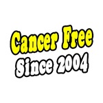 Cancer Free Since 2004