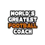 Shirts & Apparel for Football Parents and Coaches