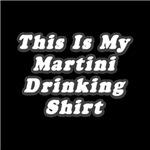 My Martini Drinking Shirt
