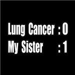 Lung Cancer Survivor: My Sister