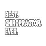 Best. Chiropractor. Ever.