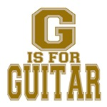G is for Guitar