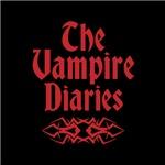 The Vampire Diaries, gothic red