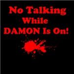 No Talking Damon 2, red