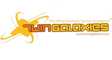 Twin Galaxies Logo Merchandise