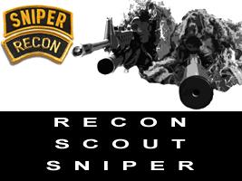 Recon Scout (LRS) & Sniper Section