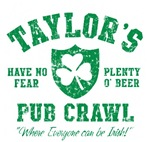 Taylor's Irish Pub Crawl