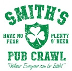 Smith's Irish Pub Crawl
