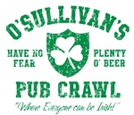 O'Sullivan's Irish Pub Crawl