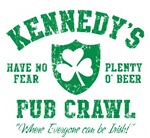Kennedy's Irish Pub Crawl
