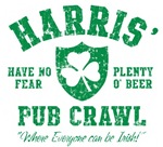 Harris' Irish Pub Crawl