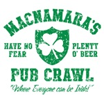 MacNamara's Irish Pub Crawl