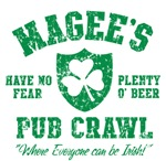 Magee's Irish Pub Crawl