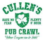 Cullen's Irish Pub Crawl