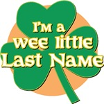 I'm a Wee Little Last Name