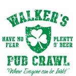Walker's Irish Pub Crawl