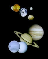 Mini Poster Gallery Space & Astronomy Gifts