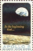 Apollo 8 In the Beginning God ...