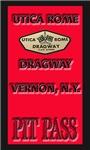 Utica Rome Dragway Pit Pass