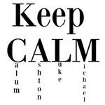 KEEP CALM  5SOS