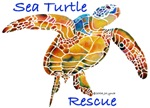 RESCUE  SEA TURTLES