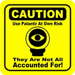Caution Palantir Accounted