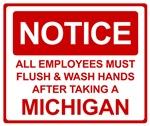 Flush Michigan