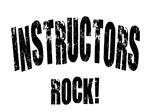 Instructors Rock! Shirts