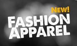 NEW! Fashion Apparel