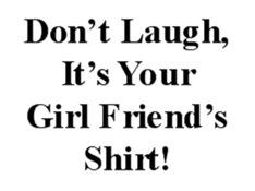 Don't Laugh It's...