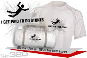 Proferssional Stuntman Selection