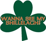 Wanna See My Shillelagh?
