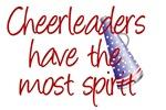 Cheerleader's Have Spirit