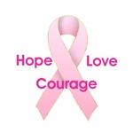 Hope Love Courage
