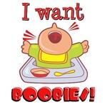 I want Boobies