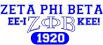 Zeta Phi Beta