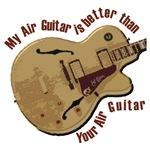 Better Air Guitar