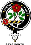 Learmonth Clan Crest Badge