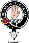 Lamont Clan Crest Badge