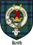 Keith Clan Crest & Tartan