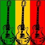 BOB MARLEY LES PAULS Shirts and Gifts